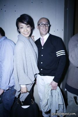 mika matsubara in Gradient Magazine Party