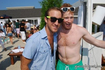 mike brown in Thrillist Hamptons Launch