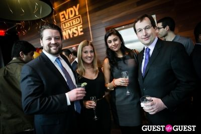 mike fulfort in Everyday Health IPO Party