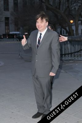 mike myers in Vanity Fair's 2014 Tribeca Film Festival Party Arrivals