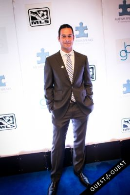mike petke in Score for a Cure