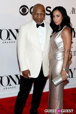 mike tyson in Tony Awards 2013