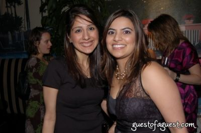 miki mulchandani in GuestofaGuest Holiday Party