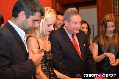 mila filatova in Roger Dubuis Launches La Monégasque Collection - Monaco Gambling Night