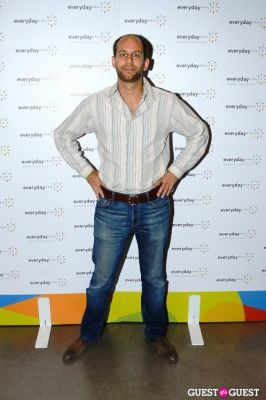miles beckett in The 2012 Everyday Health Annual Party