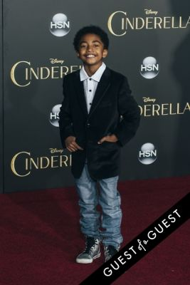miles brown in Premiere of Disney's