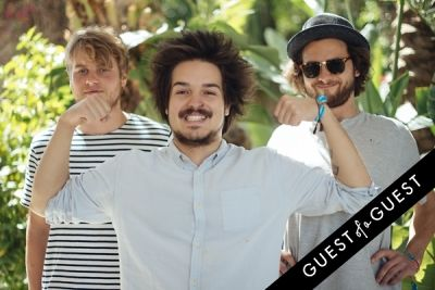 milky chance in Coachella Festival 2015 Weekend 2 Day 2