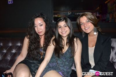 mindy nam in BlackBook Kicks Off GunBar Wednesdays