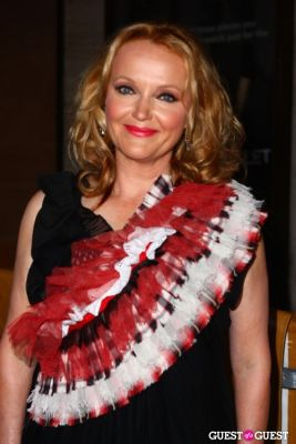 miranda richardson in metropolitan opera opening night 2010