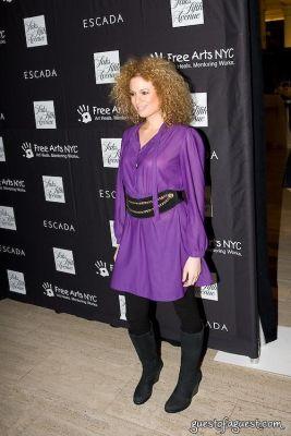 miri ben-ari in Escada Event at Saks Fifth Avenue