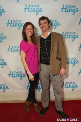 miriam warren in Arrivals -- Hinge: The Launch Party
