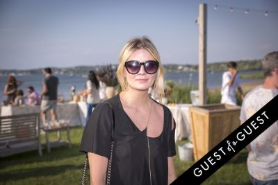 mischa barton in GUEST OF A GUEST x DOLCE & GABBANA Light Blue Mediterranean Escape In Montauk