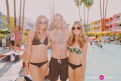 chip in Coachella: DJ Harvey Presents Cool in The Pool at The Saguaro Desert Weekender (Hosted by 47 Brand, Reyka Vodka, Core Power Yoga, & Hornitos)