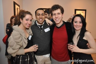 matthew o.-brimer in A Holiday Soirée for Yale Creatives & Innovators