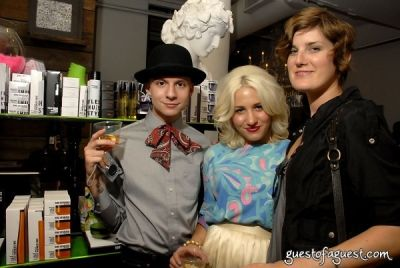 mitchell rodrigues in Amanda Lepore Perfume Launch