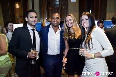 mohil gupta in Einstein Emerging Leaders Gala