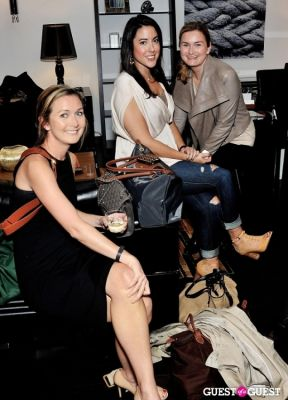 molly maloney in Luxury Listings NYC launch party at Tui Lifestyle Showroom