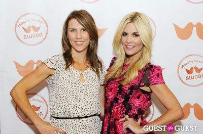 tinsley mortimer in The SWOON App NYC ReLaunch Event