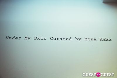 Under My Skin Curated by Mona Kuhn at Flowers Gallery