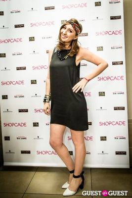 monica dimperio in Shopcade New App Launch at Henri Bendel