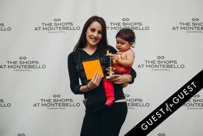monica marquez in Diaper Derby at The Shops at Montebello