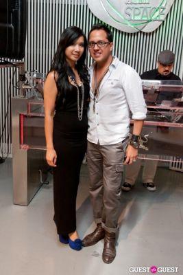 monica phromsavanh in SS12 Fashion Presentations of YOON & Gabriela Moya