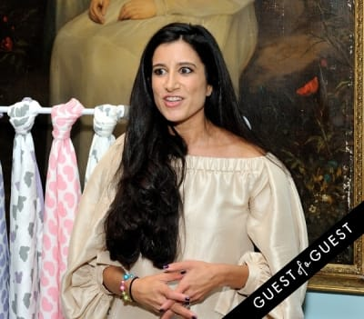 monica royer in Monica + Andy Baby Brand Celebrates Launch of