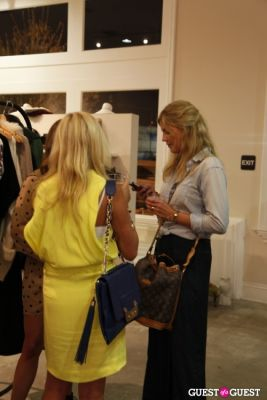 monica terry in Lyst + Satine Celebrate Fashion's Night Out w/ Cobra Society