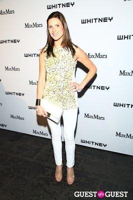 monica tessler in 2013 Whitney Art Party