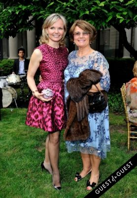 monika mclennan in Frick Collection Flaming June 2015 Spring Garden Party