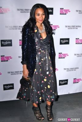 monique pean in Whitney 2011 Studio Party