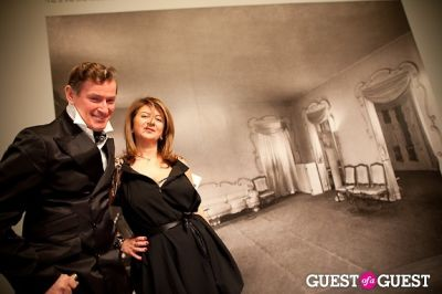 montgomery frazier in Queen Sophia Spanish Institute Celebrates Balenciaga