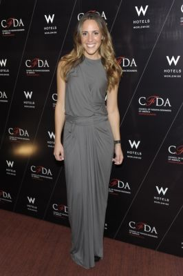 morgan henzlik-cohen in CFDA {FASHION INCUBATOR} Showcase and Cocktail Party at W Atlanta - Buckhead