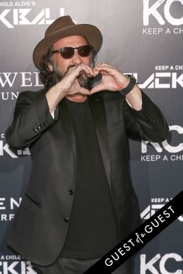 mr. brainwash in Keep a Child Alive 11th Annual Black Ball