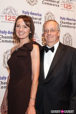 mrs. brusa in Italy America CC 125th Anniversary Gala