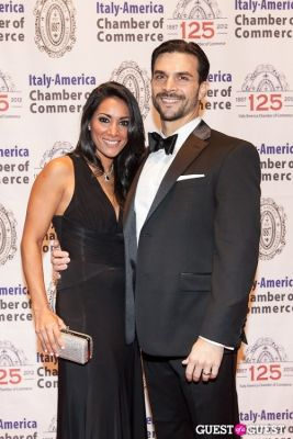 christopher michelsen in Italy America CC 125th Anniversary Gala