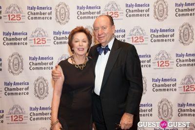 mrs. ringel in Italy America CC 125th Anniversary Gala
