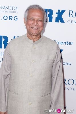 muhammad yunus in RFK Center For Justice and Human Rights 2013 Ripple of Hope Gala