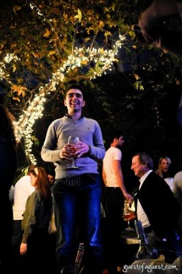 murat kemahlioglu in Day & Night Brunch @ Revel 12 Dec 09