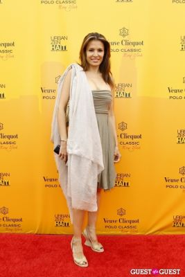 myra magaletta in Veuve Clicquot Polo Classic at New York
