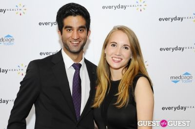 nabeel akhtar in The 2013 Everyday Health Annual Party