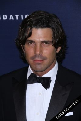 nacho figueras in Fragrance Foundation Awards 2014