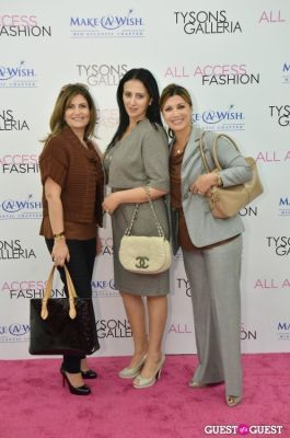 nada haddad in ALL ACCESS: FASHION Intermix Fashion Show