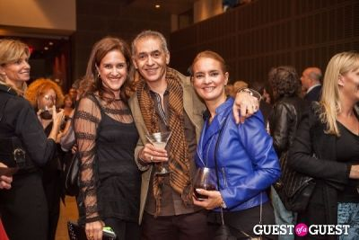 nader hamed--ballet-master- in Barak Ballet Reception at The Broad Stage