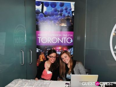 nadin naumann in Invasion Toronto SocialScape