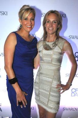 melissa barrett-rhodes in Swarovski Pre-CDFA Awards Party