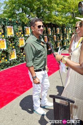 naeem khan in Veuve Clicquot Polo Classic 2013