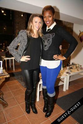 nafeesa saboor in Creeds Collective Pop Up