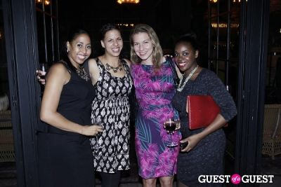 naima garvin in Teach For America Fall Fling hosted by the Young Professionals Committee