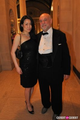 errol rudman in Frick Collection Spring Party for Fellows